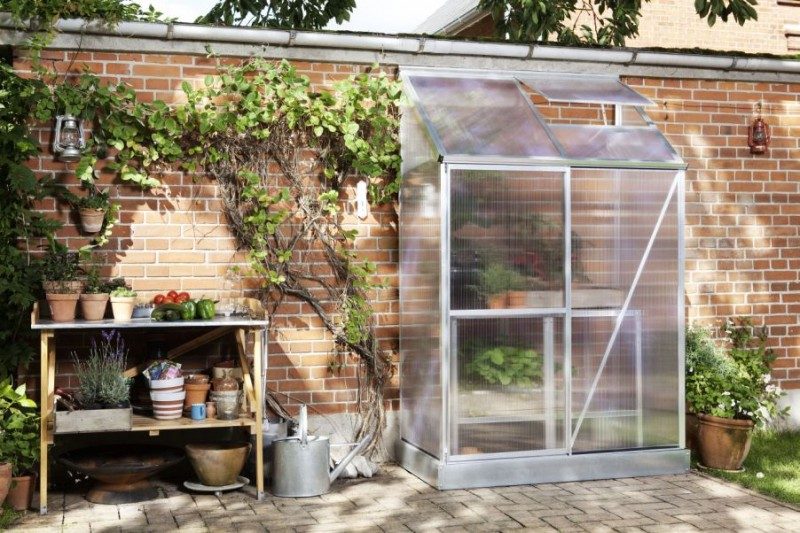 wand gew chshaus mini2 3 fr beet treibhaus tomatenhaus 4mm sdpl 0 85m 1 26m m ebay. Black Bedroom Furniture Sets. Home Design Ideas