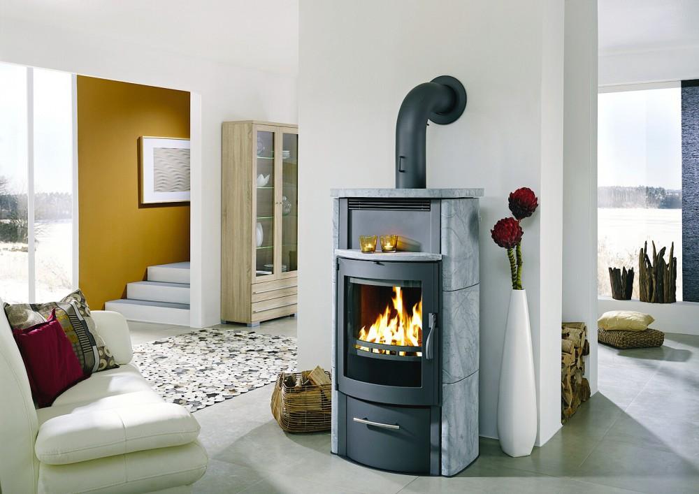koppe speckstein kaminofen bs 200 7 kw korpus gussgrau inkl holzschublade kaminofen feuerstelle. Black Bedroom Furniture Sets. Home Design Ideas