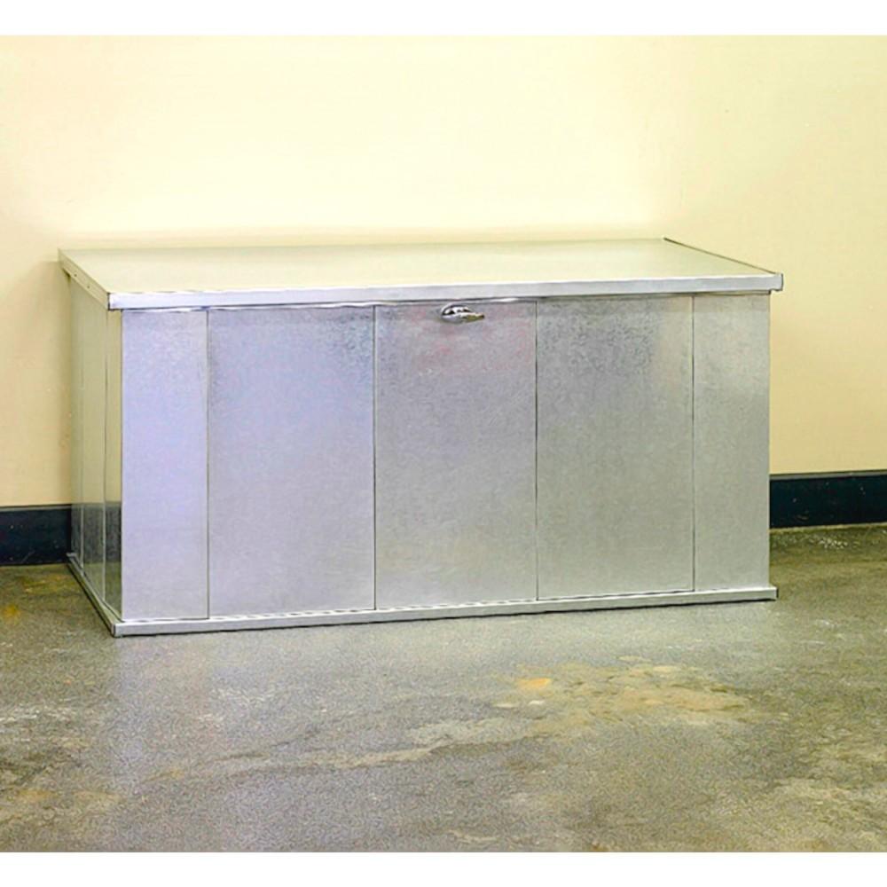 arrow metall ger tebox bern ger teschrank 1 10 m blank. Black Bedroom Furniture Sets. Home Design Ideas